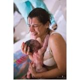 clínica com médico especialista em parto Indianópolis