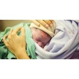 clínica com médico para parto normal Jardim América