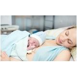 clínica com médico particular para parto Cerqueira César