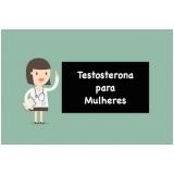 clínica de reposição de testosterona Bosque da Saúde