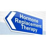 clínica de reposição hormonal em gel Cidade Jardim