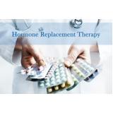 clínica para terapia hormonal Bosque da Saúde