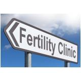 clínica de fertilização in vitro humana