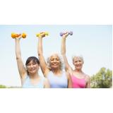 ginecologista para idosas valor Paraíso