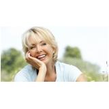 localização de clínica de reposição hormonal na menopausa Barra Funda