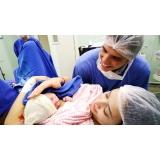 médicos de parto Chácara Inglesa