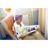 onde encontrar tratamento para câncer de mama Higienópolis