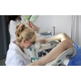 onde encontro clínica para exame de colposcopia Vila Andrade