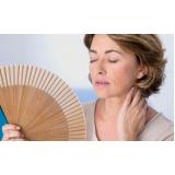 reposições hormonais menopausa Vila Uberabinha