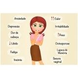 reposição hormonal menopausa